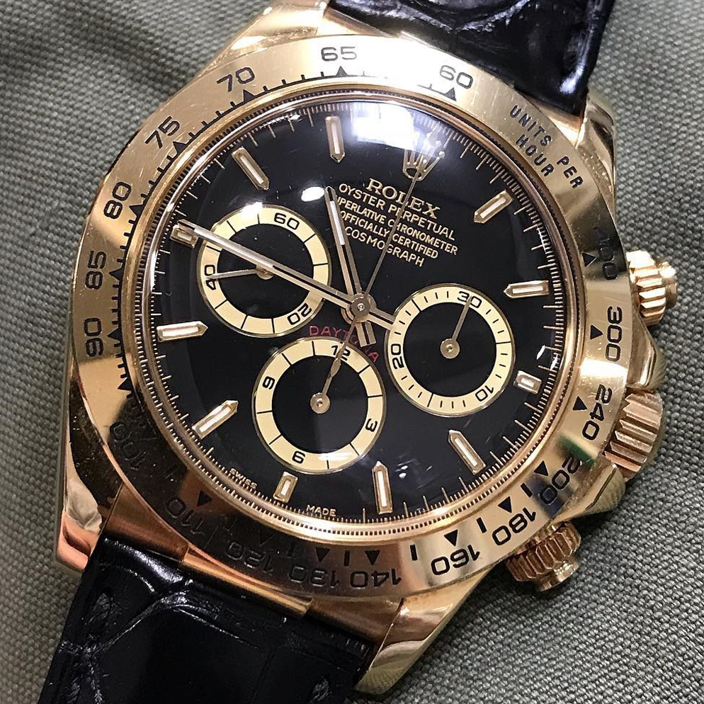 ROLEX DAYTONA Ref.16518 Full Set