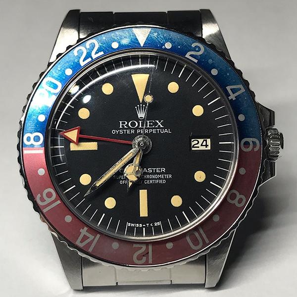 ROLEX GMT Ref.1675 Mk3