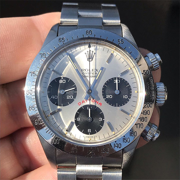 ROLEX floating daytona Ref.6265