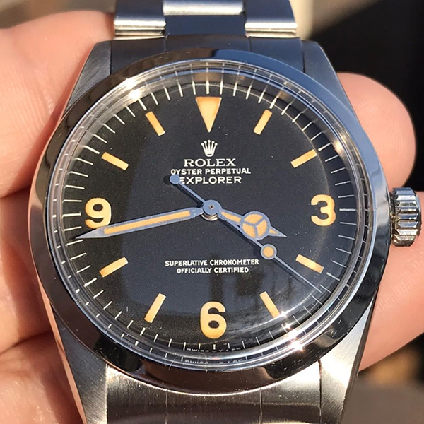 ROLEX EXPLORER Ref.1016  Perfect Condition