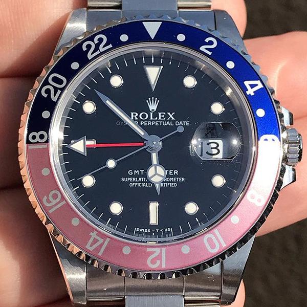 ROLEX GMT-Master Ref.16700